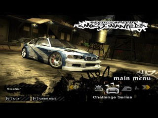 Need For Speed:Most Wanted (2005) Challenge Series #1: Volkswagen Golf GTI