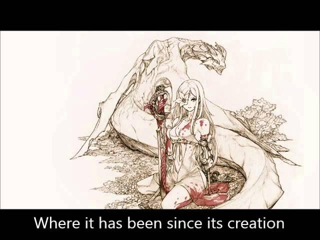 Drakengard 3 OST ~ 31 Emi Evans ~ Kuroi Uta The Black Song International Version