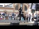 Sac MJJ impersonator-Dangerous-Michael Jackson,Festeen Madrid 2015
