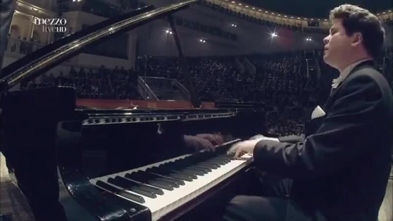 Денис Мацуев исполняет Концерт для фортепиано с оркестром №2 3 Рахманинова С В '