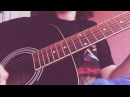 Lin Ansty- пошлая молли (guitar cover)