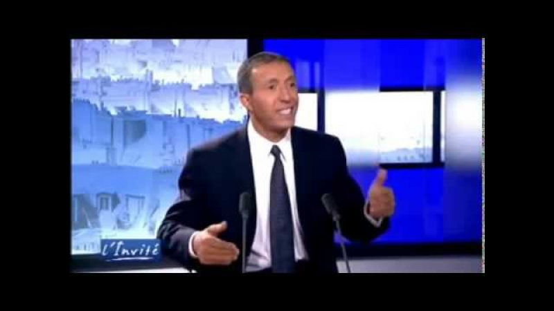 En 2011 il y aurait 15 à 20 millions de musulman en France selon Azouz BEGAG sur TV5MONDE