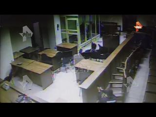 СМИ опубликовали видео ликвидации членов банды ГТА в суде
