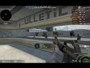 CS:GO   Sparkles ☆ - training aim 100k (M4A1)