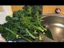 Как готовить капусту кале Просто быстро и очень вкусно