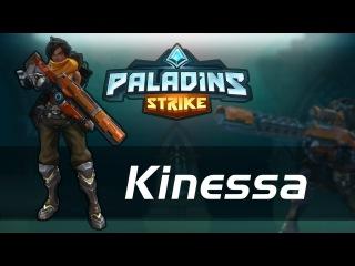 Paladins Strike | Kinessa