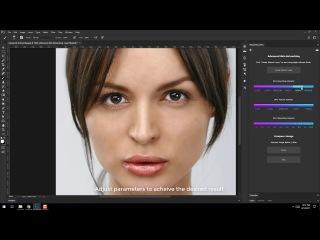 Advanced Retouching in Photoshop using Magic Retouch Pro