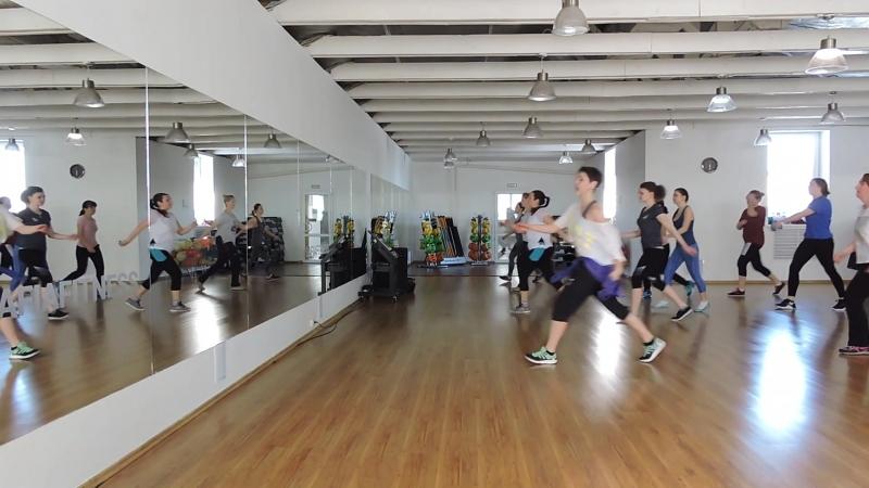 Dance Aerobics   Ciara - Work