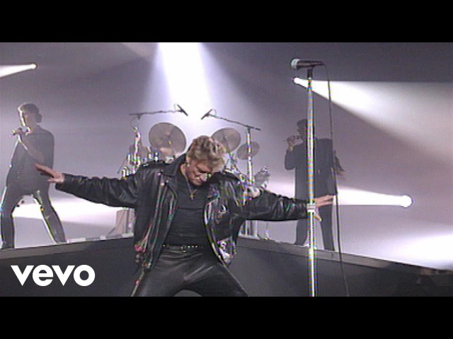 Johnny Hallyday - Je ne suis pas un héros (Live Bercy 91)