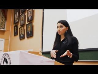 Финал V студенческих научных дебатов
