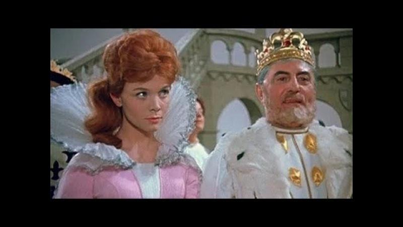 Король Дроздобород ГДР 1964 сказка братьев Гримм советский дубляж прокатная копия