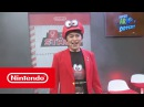 Super Mario Odyssey Ёсиаки Коидзуми представляет Кулинарное царство Nintendo Switch