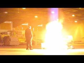 NEW Homemade Jet Engine Blows
