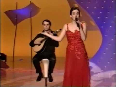 Eurovision 1998 Portugal - Alma Lusa - Se eu te pudesse abraçar