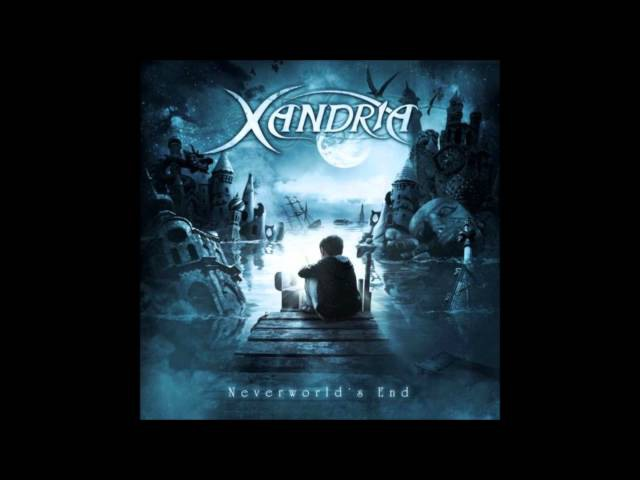 Xandria A Thousand Letters Neverworld's End
