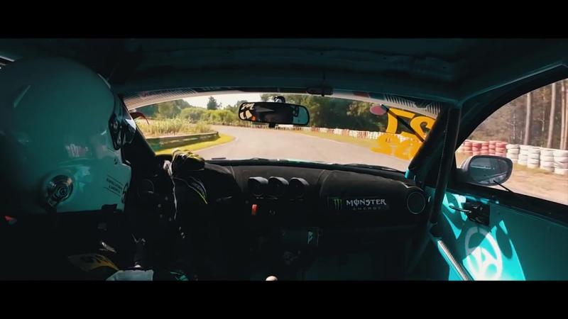 Neste D2D Mazda RX8 x FASTLAP 4th Stage 2017