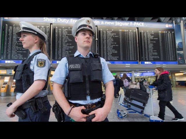 Flughafen Frankfurt - Mängel an der Sicherheit