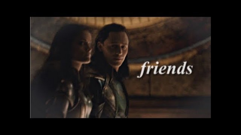 Loki and Sif   we weren't just friends.