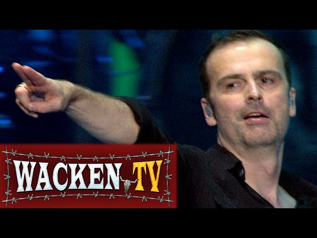 Blind Guardian - The Bard's Song Valhalla - Live at Wacken Open Air 2016