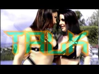 DJ TWERK - TALKING DIRTY (Featuring Angela White & Abella Danger) HYPER TEXT EDIT