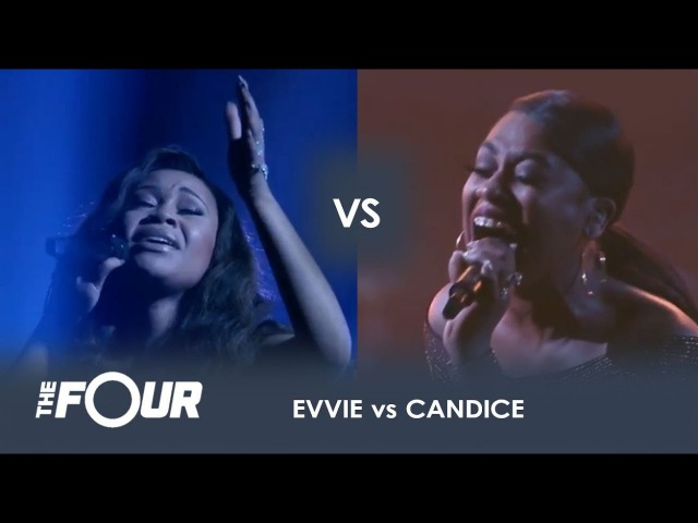 Evvie vs Candice They FIGHT For Their Life The Finale The Four