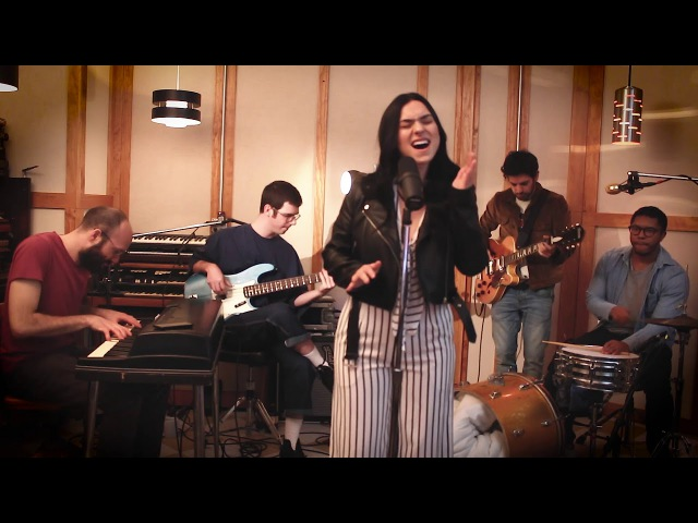 Can't Buy Me Love The Beatles Funk Cover feat Abby Celso