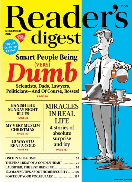 Readers Digest India-December 2017