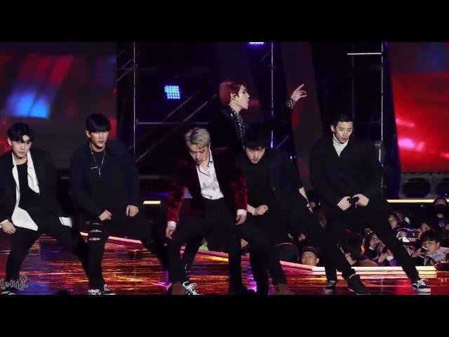 NCT U Taeyong Ten - BABY DON'T STOP   Fancam mirror