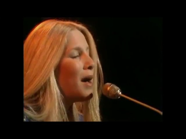 Lori Lieberman Killing me softly live 1975
