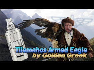 Tilemahos Armed EAGLE by GG - MY BEST RTA! (part 1 - Using for two weeks)