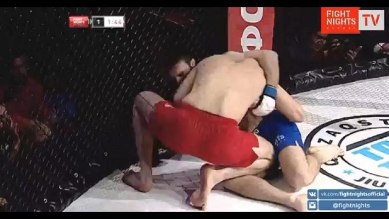 Georgi Lobzhanidze vs. Dauren Ermekov - Георгий Лобжанидзе vs. Даурен Ермеков