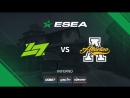 Athletico vs Lucky7 ESEA MDL SEASON 27 by m4dshaw