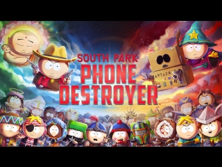 South parkphone destroyer™ official launch trailer