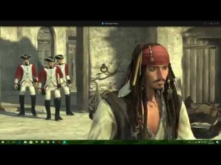Playstation Now on PC | Pirates of the Caribbean: At World's End