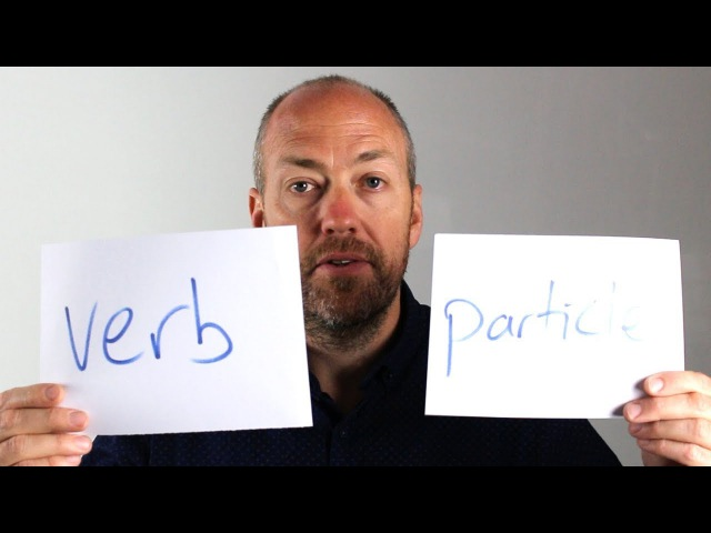 Learn phrasal verbs the easy way Part 1 Canguro English