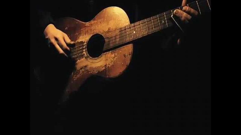 Krbi's Guitar - House of the Rising Sun (bottleneck slide)