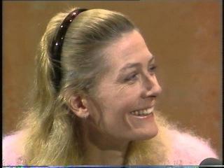 Vanessa Redgrave interview   Agatha Christie   Afternoon plus  1979