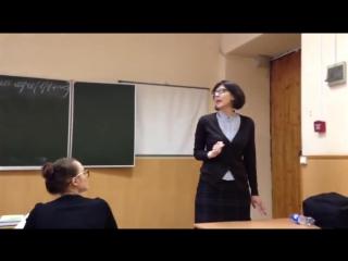 Вон из класса... Занимательная арифметика (Социальный ролик)