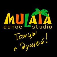 """Логотип Танцевальная студия """"MULATA""""/Танцы в Ижевске"""