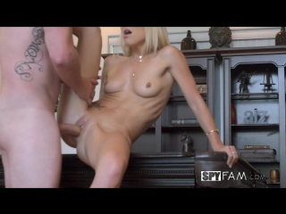 Laura bentley (stepmom plays with stepson's cue stick)[2017, all sex, blonde, blowjob, cumshot, milf, hardcore, hd 1080p]