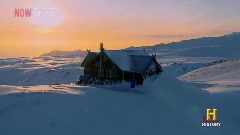 топ гир америка по исландии на джипах 🚙