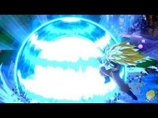 Dragon Ball FighterZ - SSJ3 Goku Vs Kid Buu DRAMATIC FINISH [MOD]【60FPS 1080P】