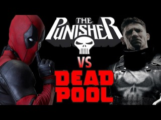 The Punisher vs Deadpool Red Band Trailer (2018) (Fan-Made)