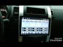 Магнитола 10 дюймов на Nissan x-trail t31