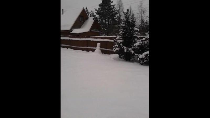 Медное озеро video 19.01.18