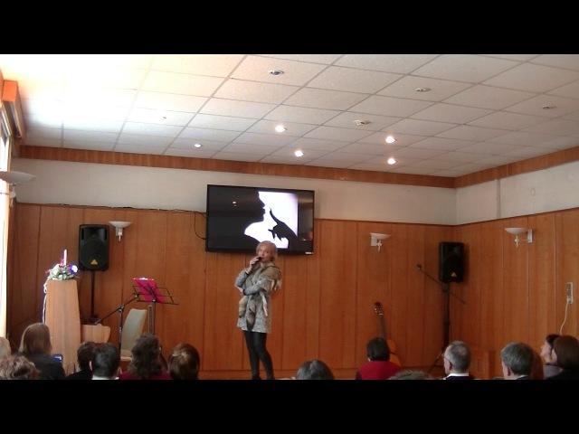 Наталья Сорокина в клубе АП Свет 21.01.18 Хозяйка медной горы