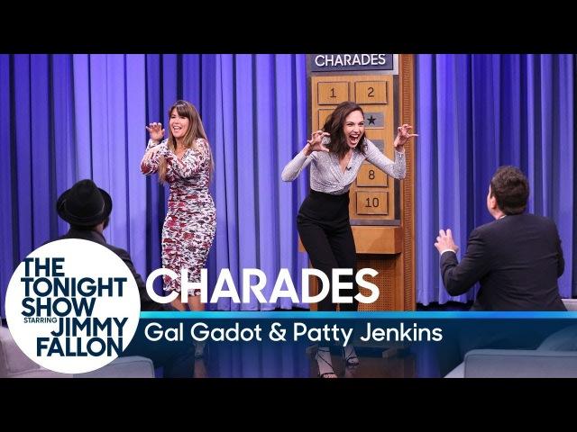 Charades with Gal Gadot and Patty Jenkins