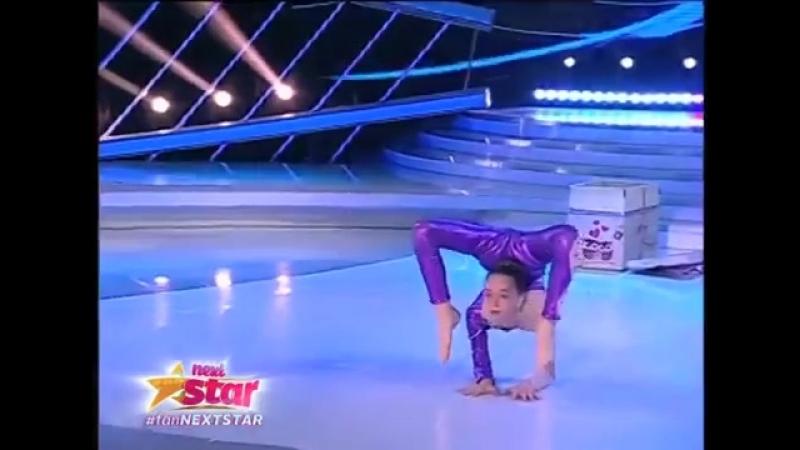 Număr extrem de contorsionism Vezi momentul impresionant al Andreei Tucaliuc