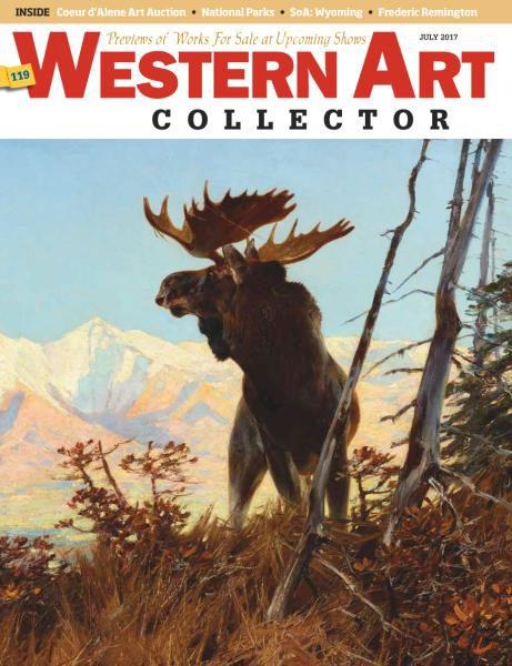 Western Art Collector July 2017 FreeMags