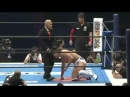 Wrestle Kingdom 7: Prince Devitt vs. Low Ki vs. Kota Ibushi (04.01.2013)